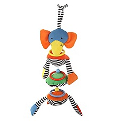 Jelly Kitten - Hoop Loop Wobble Elephant toy