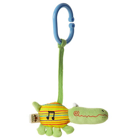 Jellycat - Babies alligator musical toy