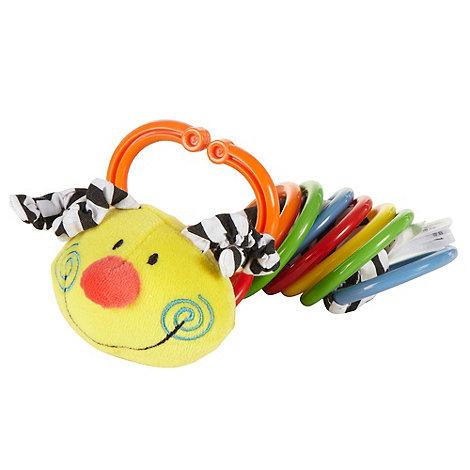 Jelly Cat - Babies +Clicketty clatterpillar+ toy