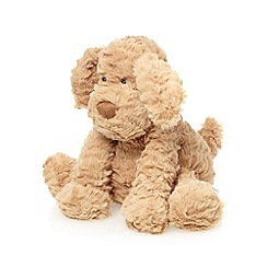 Jelly Cat - Babies beige 'Fuddlewuddle' puppy