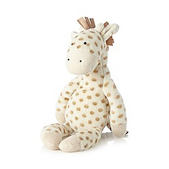 Jelly Cat - Children's cream plush giraffe
