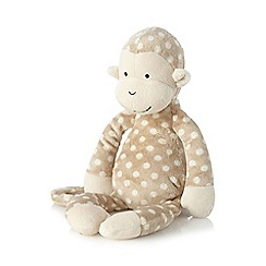 Jelly Cat - Children's cream spotted monkey