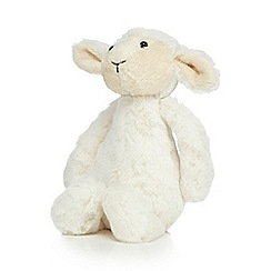 Jellycat - Cream 'Bashful Lamb' toy