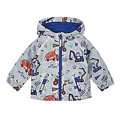 bluezoo - Baby boys' digger print jacket