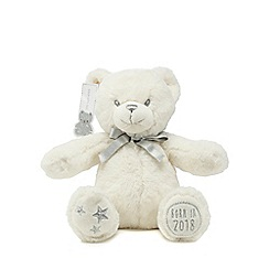 Keel - White 'Born In 2018' bear