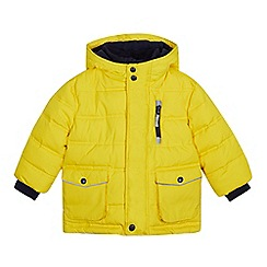 bluezoo - Boys' yellow padded jacket