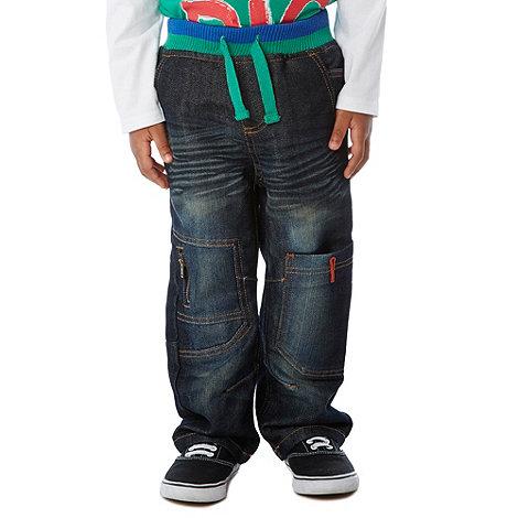 bluezoo - Boy+s blue carpenter jeans