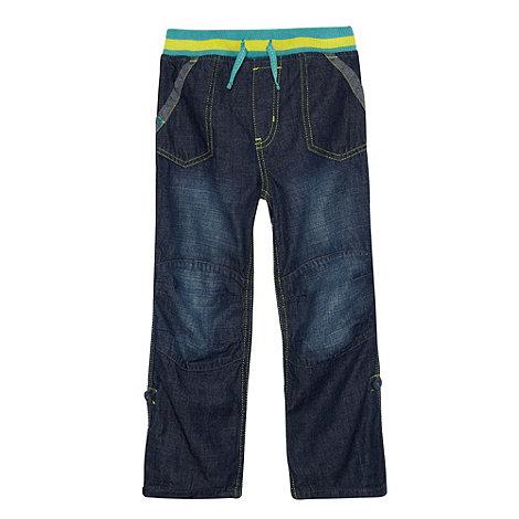 bluezoo - Boy+s blue carpenter jean