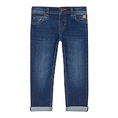 Mantaray - Boys' dark blue slim jeans