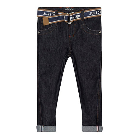 J by Jasper Conran - Boy+s blue smart denim jeans