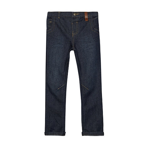 J by Jasper Conran - Boy+s blue denim smart jeans