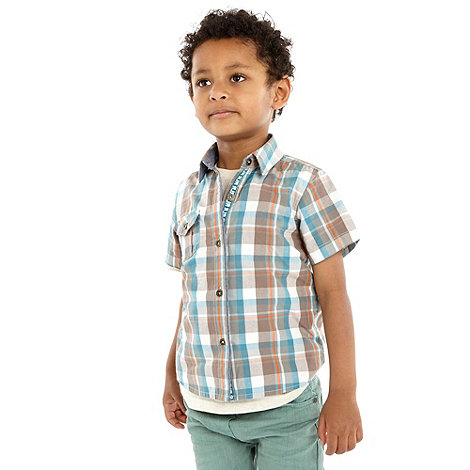 RJR.John Rocha - Boy+s multi shirt and t-shirt set