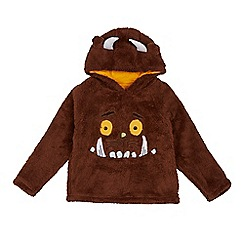 The Gruffalo - Boys' brown 'Gruffalo' hoodie