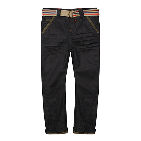 RJR.John Rocha - Boy+s dark blue smart jeans
