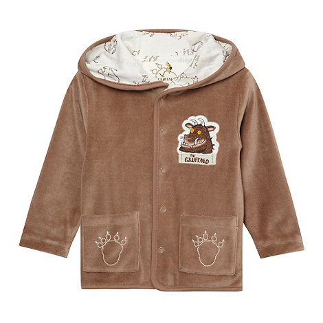 The Gruffalo - Babies brown +Gruffalo+ hoodie