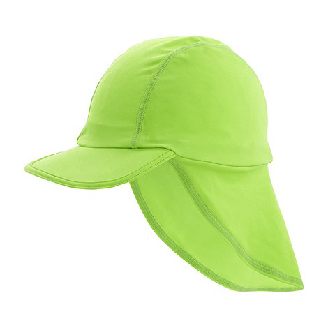 bluezoo - Boy+s bright green hat