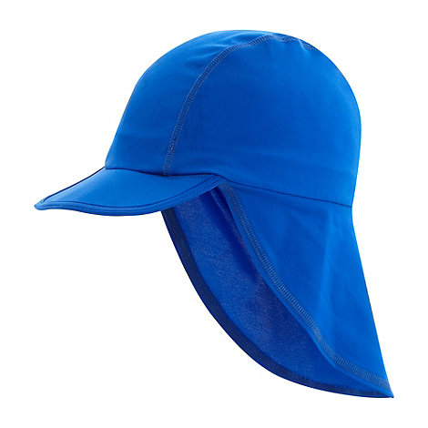 bluezoo - Boy+s bright blue hat