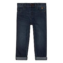 Mantaray - Boys' blue slim fit jeans