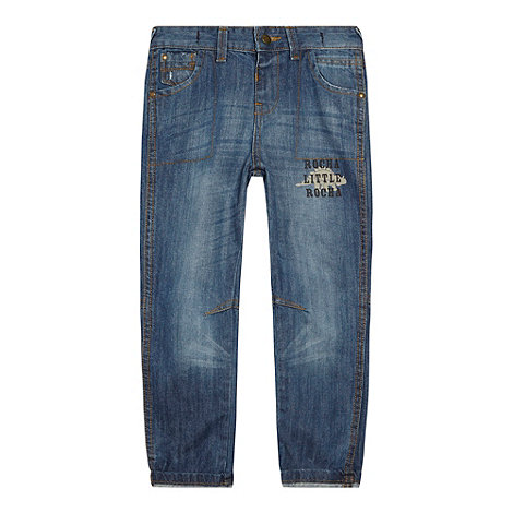 RJR.John Rocha - Designer boy+s light wash jeans