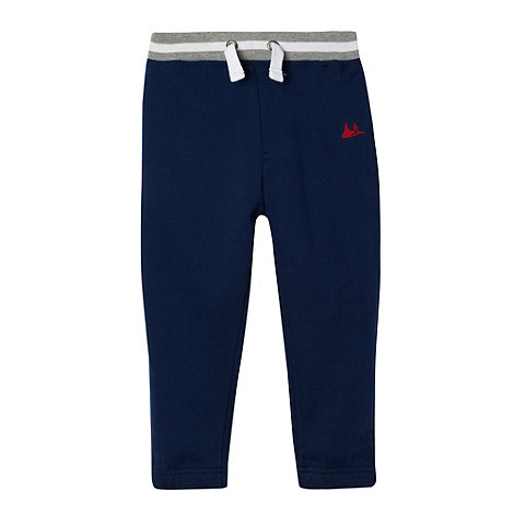 Mantaray - Boy+s blue jogging bottoms