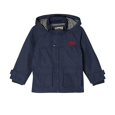 J by Jasper Conran - Designer boy+s navy duffle coat