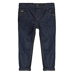 J by Jasper Conran - Designer boy's navy straight leg jeans