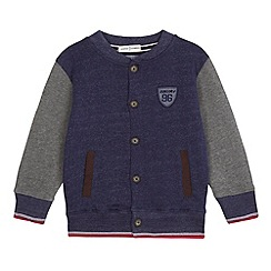 J by Jasper Conran - Designer boy's navy baseball jacket