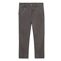 RJR.John Rocha - Designer boy's grey skinny straight trousers