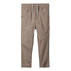 bluezoo - Boy's grey poplin trousers