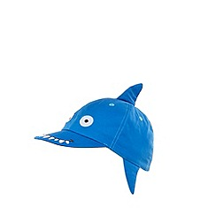 bluezoo - Boy's blue shark cap