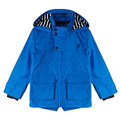 J by Jasper Conran - Designer boy's blue raincoat