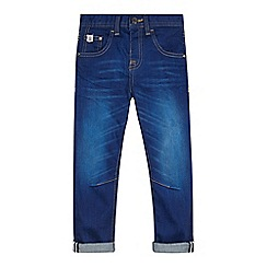 J by Jasper Conran - Designer boy's blue wash jeans