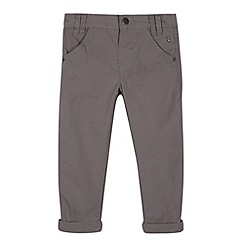 J by Jasper Conran - Designer boy's grey textured chinos