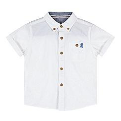 J by Jasper Conran - Designer boy's white oxford shirt