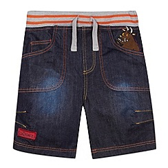 The Gruffalo - Boy's blue denim 'Gruffalo' shorts