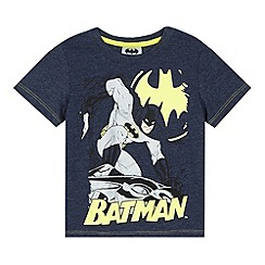 Batman - Boy's navy 'Batman' t-shirt