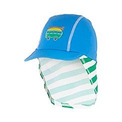 Mantaray - Boy's blue van cap