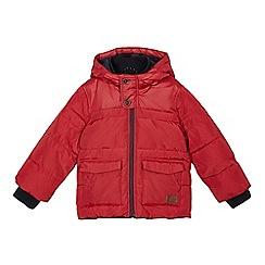 J by Jasper Conran - Boys' red padded coat