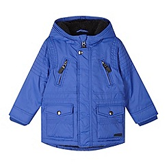 RJR.John Rocha - Boys' blue hooded parka