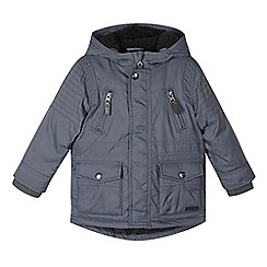 RJR.John Rocha - Designer boy's grey hooded parka
