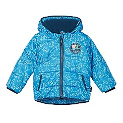 Peppa Pig - Boy's blue 'George Pig' padded coat
