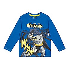 Batman - Boys' bright blue 'Batman' top