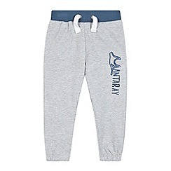 Mantaray - Boy's grey logo joggers