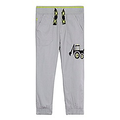 bluezoo - Boys' grey truck trousers