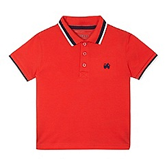 bluezoo - Boys' red polo shirt