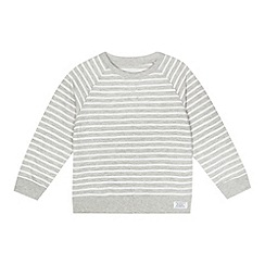 bluezoo - Boys' grey sweater