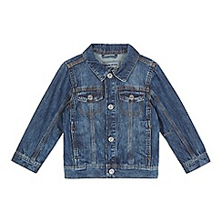 bluezoo - Boys' blue denim jacket