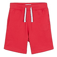 bluezoo - Boys' red jersey shorts
