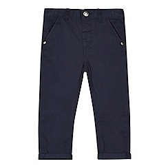bluezoo - Boys' navy chinos