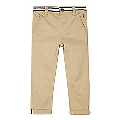 J by Jasper Conran - Boys' beige chinos